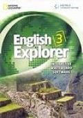 English Explorer - Level 3 - Interactive Whiteboard CD-ROM