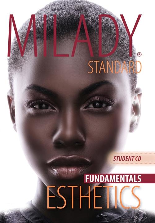 Student CD for Milady Standard Esthetics: Fundamentals (Individual  Version)