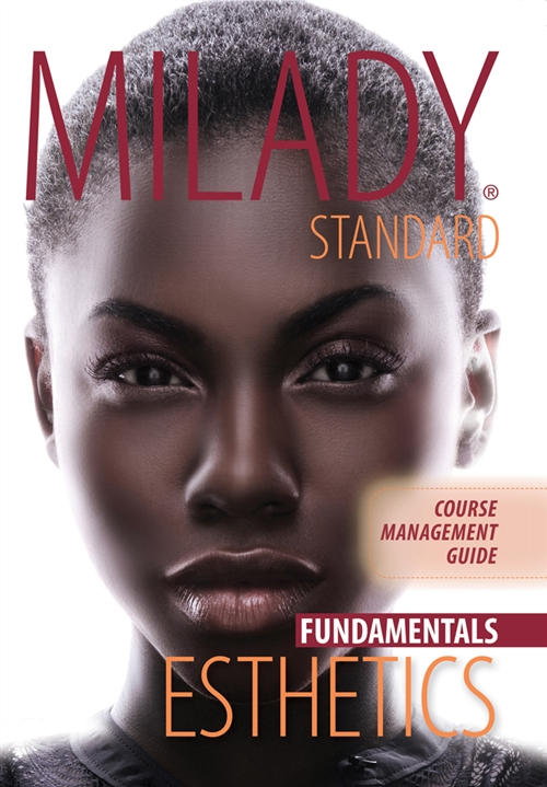 Course Management Guide on CD for Milady Standard Esthetics:  Fundamentals