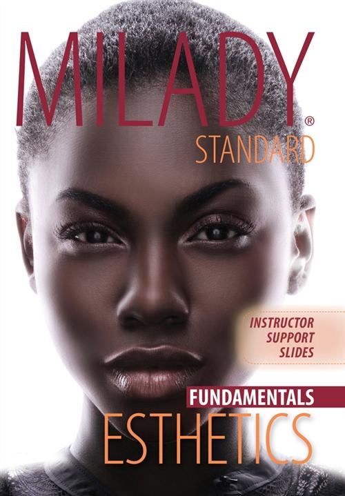 Instructor Support Slides on CD for Milady Standard Esthetics:  Fundamentals