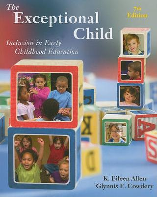The Exceptional Child : Inclusion in Early Childhood Education