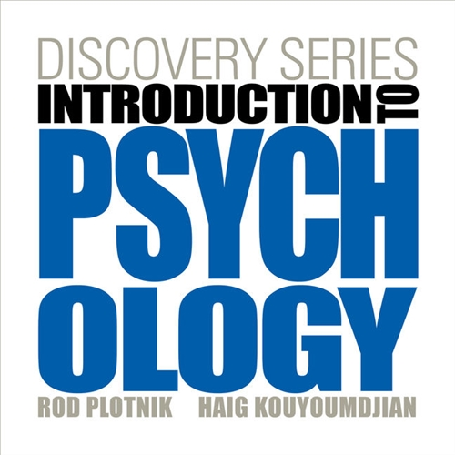 Discovery Series: Introduction to Psychology (with Psychology  CourseMate with eBook Printed Access Card)