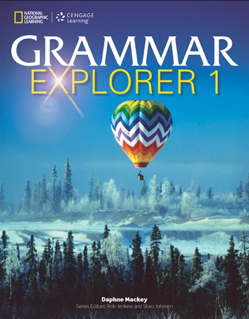 Grammar Explorer Student Book Level 1