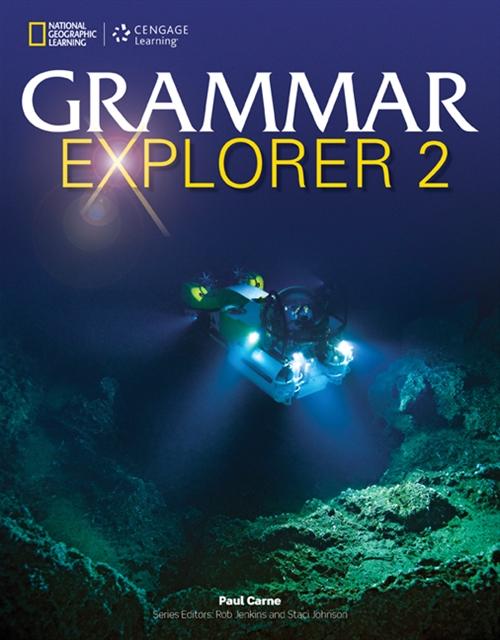 Grammar Explorer Student Book Level 2