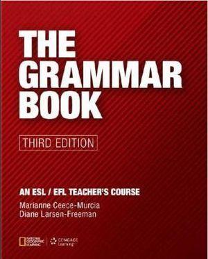 The Grammar Book - An ESL / EFL teacher's course