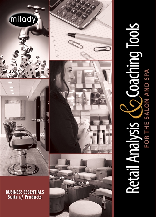 Retail Analysis and Coaching Tools for the Salon and Spa (CD Version)