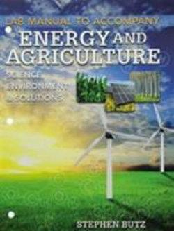 Energy and Agriculture Lab Manual