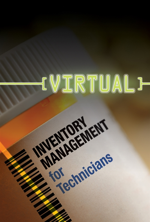 Virtual Inventory Management for Technicians CD-ROM