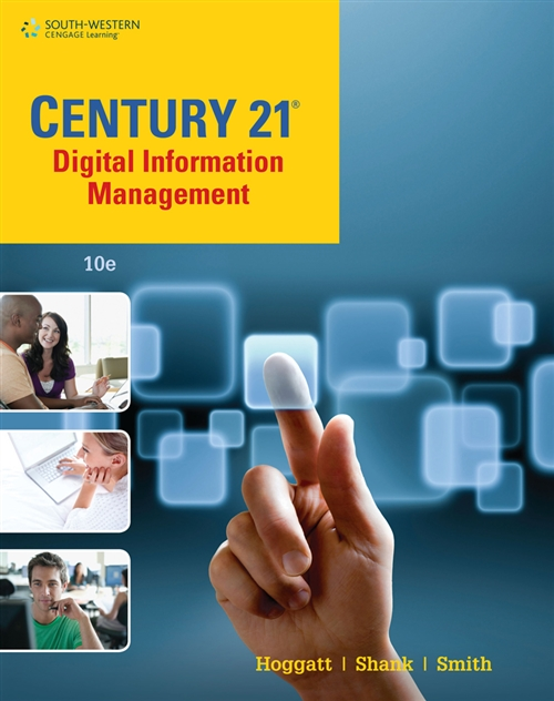 Century 21� Digital Information Management, Lessons 1-145