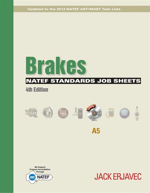 NATEF Standards Job Sheets Area A5