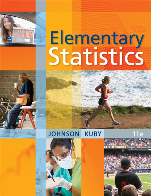 Bundle: Elementary Statistics, 11th + Statistics CourseMate with eBook  Printed Access Card