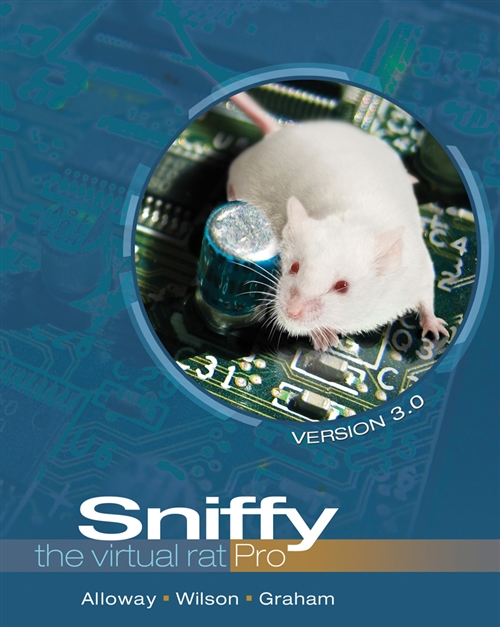 Sniffy the Virtual Rat Pro, Version 3.0 (with CD-ROM)