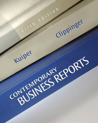 Contemporary Business Reports