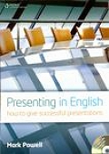 Presenting in English - Student Book + Audio CD