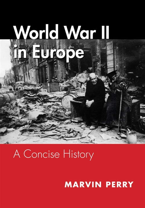 World War II in Europe : A Concise History