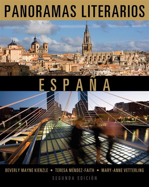 Panoramas literarios : Espana