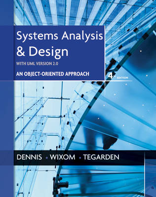 Systems Analysis and Design with UML 4E