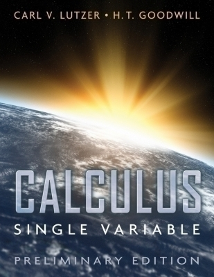 Calculus, Single Variable