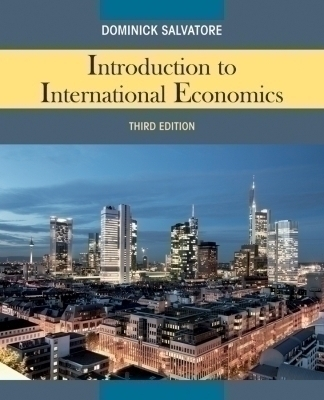 Introduction to International Economics