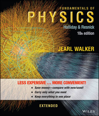 Fundamentals of Physics Extended 10E Binder Ready Version