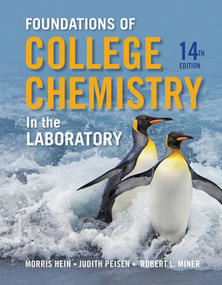 Foundations of Chemistry in the Laboratory
