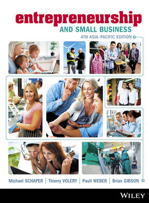 Entrepreneurship And Small Business 4th Asia Pacific Edition