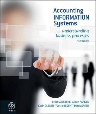 Accounting Information Systems: Understanding Business Processes Binder Ready Version