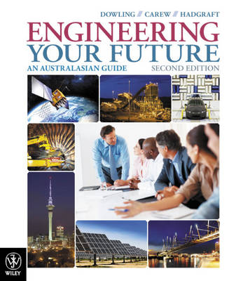 Engineering Your Future an Australasian Guide 2E + Istudy Version 1 Registration Card (with new copies only)