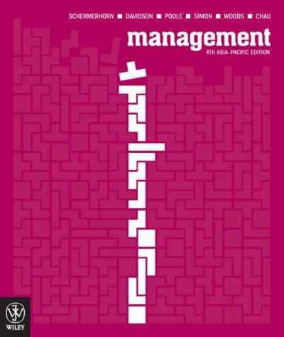 Management Fourth Asia Pacific Edition E-text + Istudy Version 2 + Wells Sustainability Supplement