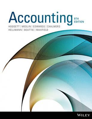 Accounting 9th Edition Binder Ready Version