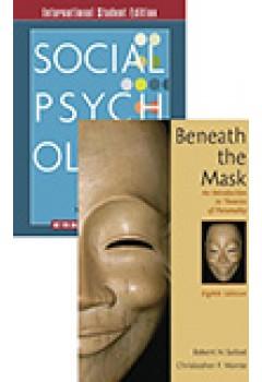 Social Psychology 3E ISE + Beneath the Mask [MQ Uni Custom]