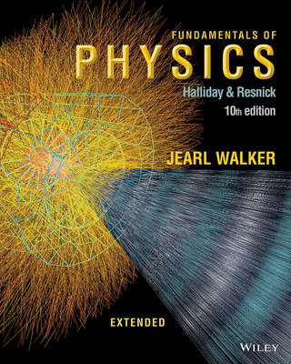 Fundamentals of Physics Extended 10e + WileyPLUS Registration Card