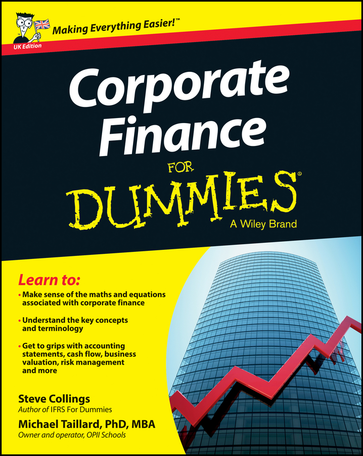 Corporate Finance For Dummies - UK