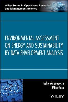 Environmental Assessment on Energy and Sustainability by Data Envelopment Analysis