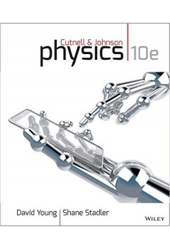 Physics 10E + wiley plus card