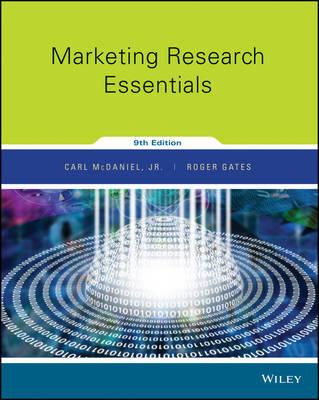 Marketing Research Essentials