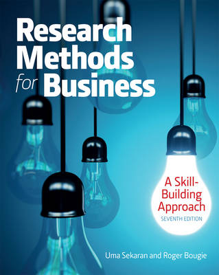 Research Methods For Business: A Skill Building Approach 7e