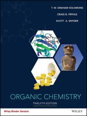 Organic Chemistry 12e Binder Ready Version with WileyPLUS Card Set