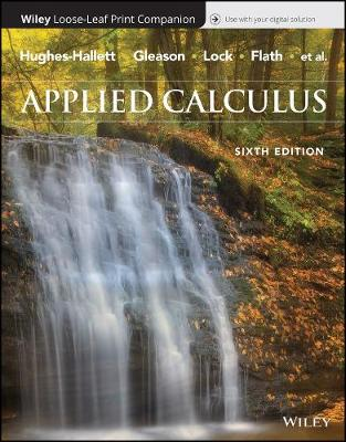 Applied Calculus, 6th Edition