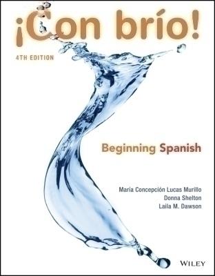 ?Con br?o! Beginning Spanish