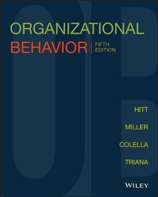Organizational Behavior, 5th Edition