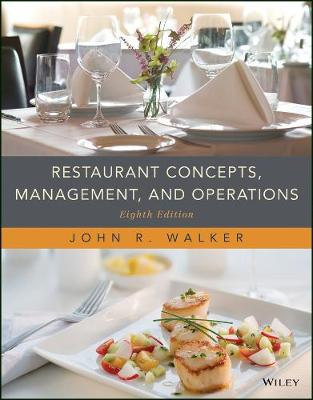 Restaurant Concepts, Management, and Operations