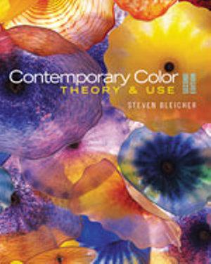Bundle: Contemporary Color: Theory and Use + Media Arts & Design  CourseMate with eBook Printed Access Card