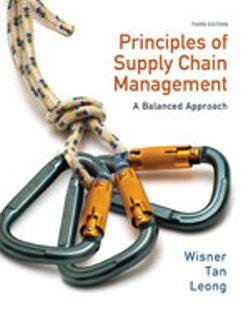 Bundle: Principles of Supply Chain Management: A Balanced Approach  (with Premium Web Site Printed Access Card), 3rd + Decision Sciences & Operations Management CourseMate with eBook Printed Access Card