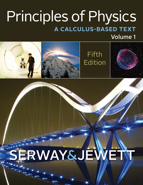 Student Solutions Manual with Study Guide for Serway/Jewett's  Principles of Physics: A Calculus-Based Text, Volume 1