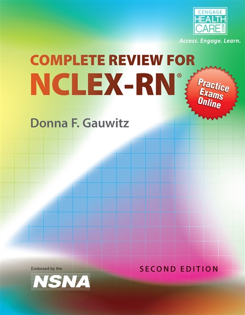 Delmar's Complete Review for NCLEX-RN�