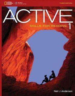Active Skills for Reading - Level 1 - Intermediate to Upper Intermediate - Student Book ( 3rd ed )