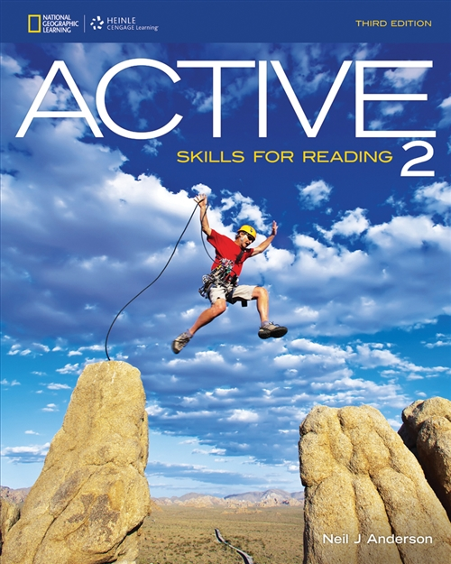 Active Skills for Reading - Level 2 - Upper Intermediate - Student Book ( 3rd ed )