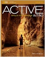 Active Skills for Reading - Intro - Pre-Intermediate to Intermediate - Audio CD ( 3rd ed )