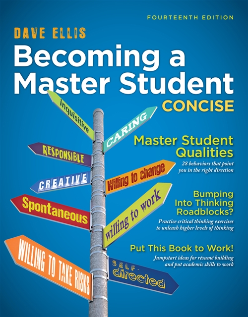 Becoming a Master Student : Concise